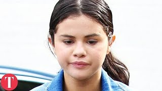 There 39 S Something Strange Happening With Selena Gomez