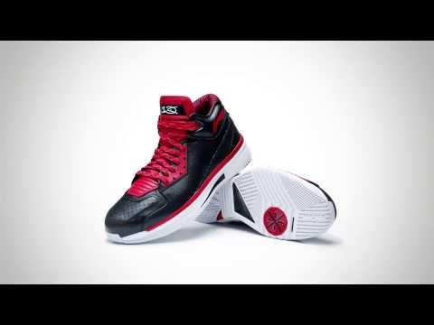 Wade 2.0 Announcement Shoe