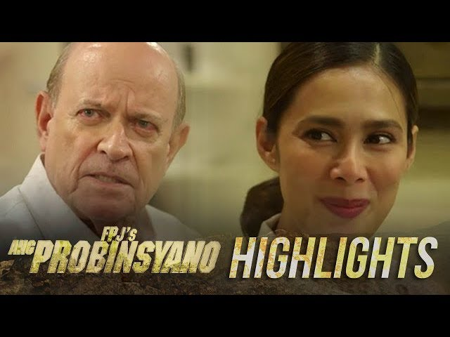 Delfin and Diana start their new work for the president | FPJ's Ang Probinsyano