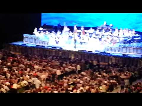 Andre Rieu Plays Strauss The Blue Danube - Vienna - May 2013