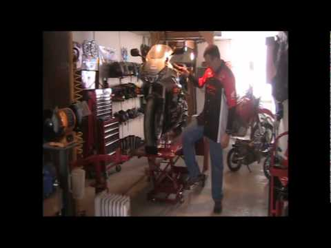 Harbor Freight 1000lb Motorcycle Lift