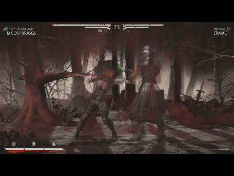 Mortal Kombat Campaña Audio Latino Pt 7 (La Hija De Jax)