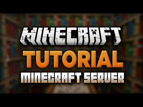 How to Make a Minecraft Server [Voice Tutorial]