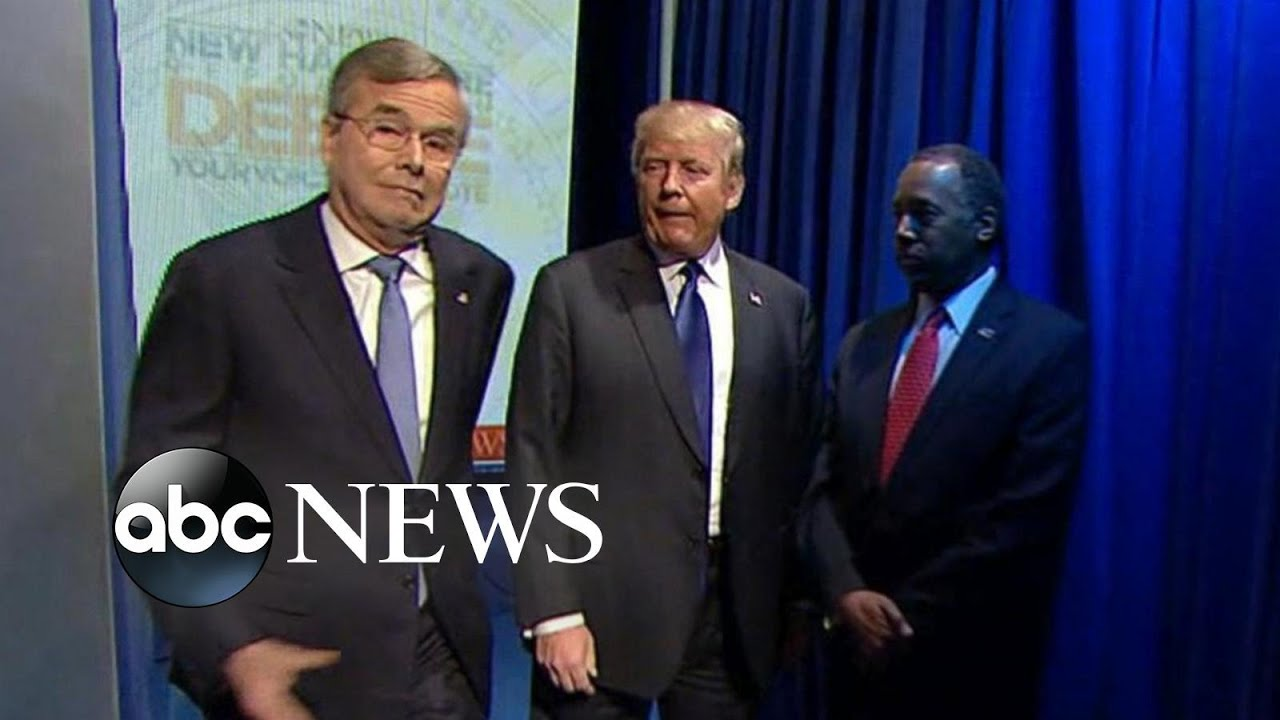 Where the GOP Candidates Stand the Day After the ABC Debate