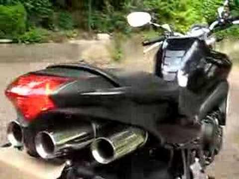 Akrapovic Slip On Megaphone Exhaust Yamaha R