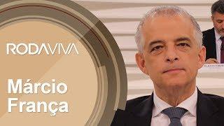 Roda Viva   Márcio França   15/10/2018
