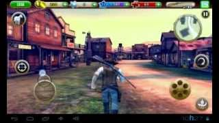 Six Guns Gamaplay