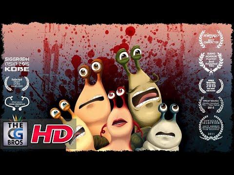 "CGI & VFX Shorts HD: ""Escargore"" - by Media Design School New Zealand"