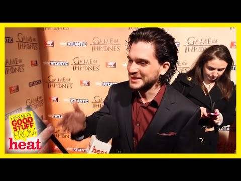 Kit Harington plays Shag Marry Kill - Game of Thrones