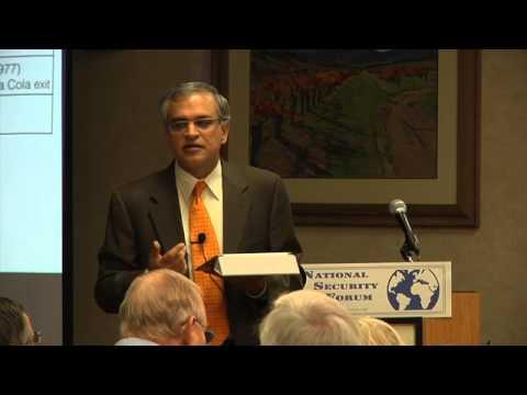 India China US Relations.  NSF Reno talk by Atul Minocha