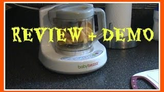 BABY BREZZA (Baby Food Maker) | Review & Demo