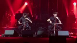 2 Cellos Sapporo Night Game Of Thrones Medley