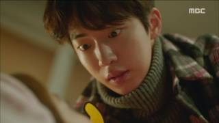 [Weightlifting Fairy Kim Bok Ju] 역도요정 김복주 ep.14 Infiltrated a worried about Sung-Kyung dorm!20170104
