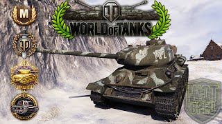 World of Tanks - T-34-85 Rudy - 11 Kills - 4.8k Damage - Ace Tanker [Replay|HD]