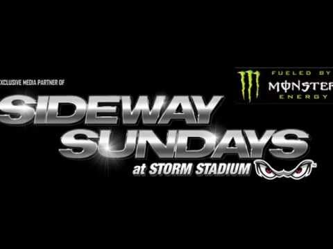 JDM SPORT SIDEWAY SUNDAYS  DRIFT EVENT PROMO