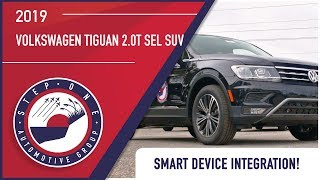2019 Volkswagen Tiguan 2 0T SEL SUV -  Volkswagen Subaru Fort Walton Beach
