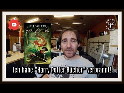 Harry Potter Bücher verbrennen