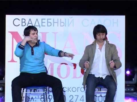 """""""Горцы на сцене"""" - """"Такси""""."""