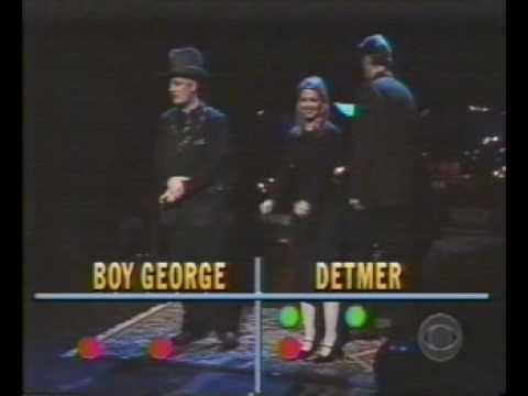 Yambo: Boy George vs. Amanda Detmer