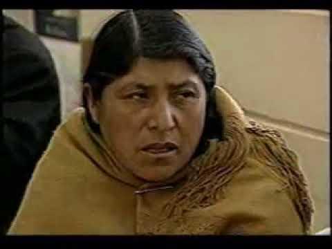 Primer ministerio de la mujer en Peru