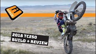 2018 Husqvarna TC250 Review Off-Road Build Extreme Enduro