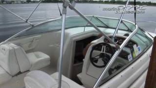 2000 Sea Ray 245 Weekender Cruiser by Marine Connection Boat Sales
