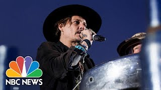 Johnny Depp: 'When Was The Last Time An Actor Assassinated A President?'   NBC News
