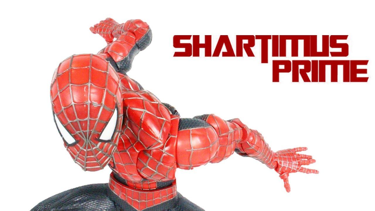 18 Inch Spider Man 2 Toy : Marvel legends quot inch spider man movie amazing