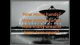 Watch Bon Jovi Undivided video