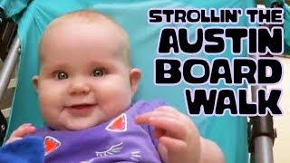 GH5 + Evo Rage Gimbal Test Fat Baby Rollin' On The Austin Boardwalk