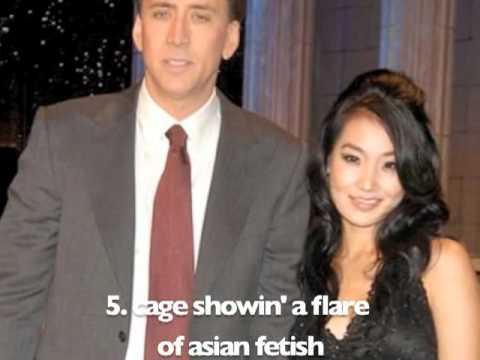 Top 10 Celebrities White Guy Asian Fetish (