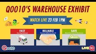 Qoo10 Singapore: Visit to Qxpress Warehouse