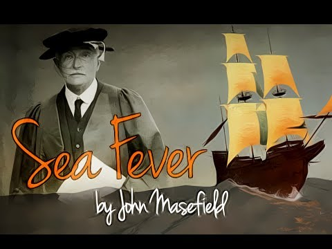 analysis sea fever john masefield Here is a collection of the all-time best famous john masefield poems on poetrysoup a ballad of john silver written by john masefield | sea fever.