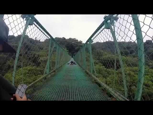 Costa Rica Backpacking 2014 // Travel Video HD