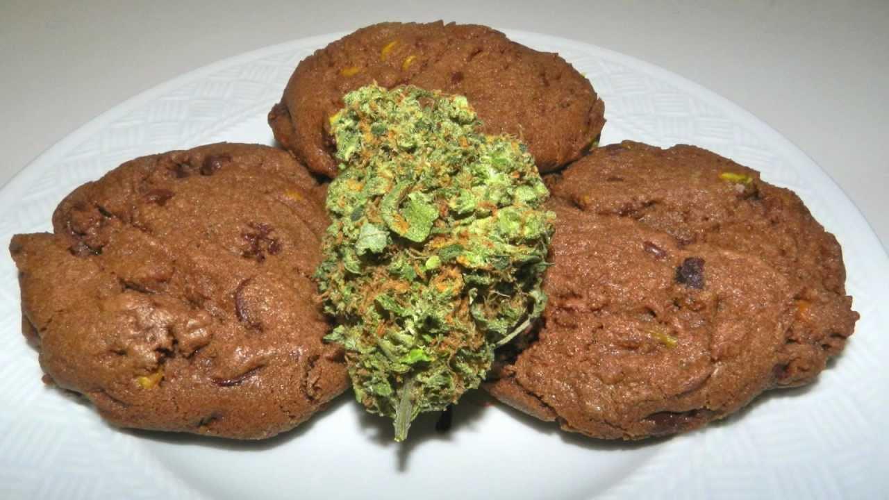 Thc Chocolate Chip Cookie Recipe