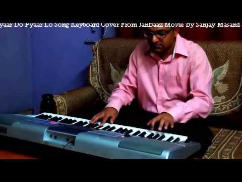Pyar Do Pyar Lo Songs Keyboard Cover From The Movi video