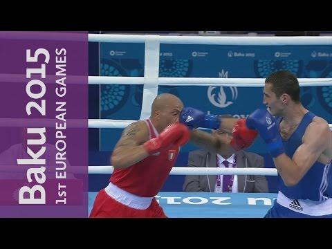 DAY 13 Replay | Boxing, Basketball 3x3 & Beach Soccer | Baku 2015 European Games