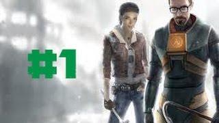 Doktor Freeman Är Här GCGaming Spelar Half-life 2 #1