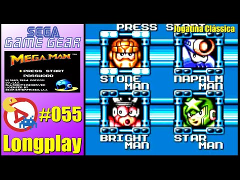 Game Gear Longplay Mega Man