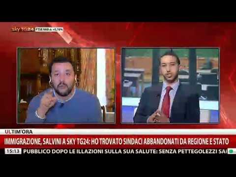Dovere Stato è permettere ai siciliani di LAVORARE, non pagare vitto e alloggio a CLANDESTINI