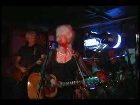 Christine Ohlman the Beehive Queen LIVE 0 Hot Song Intro