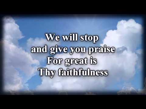 We Will Remember -  Everlasting Praise 3  - Worship Video with lyrics
