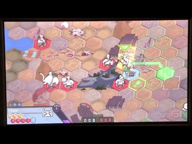 Behemoth's Game 4: The Entire PAX East Demo - PAX East 2015