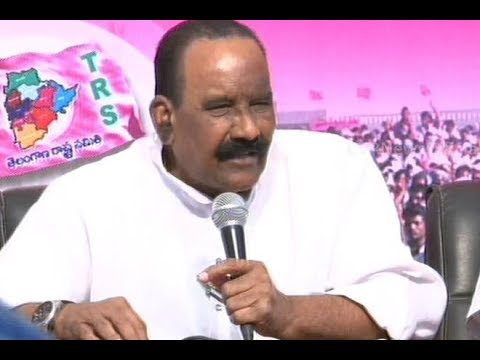 TS Minister Nayani Narasimha reddy speech at Medak Public meeting
