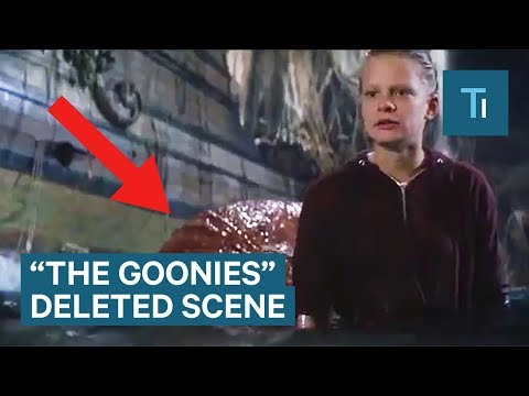 One Thing You Never Knew About 'The Goonies'
