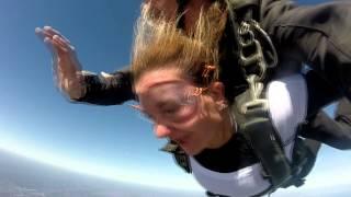 Skydiving Over Amelia Island Florida