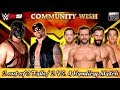 WWE2K19 GAMEPLAY: The Brothers of Destruction VS. The Undisputed Era | Community Wish Match