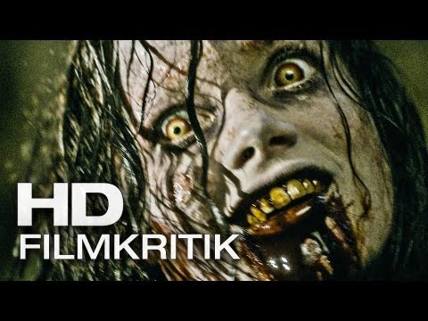 EVIL DEAD Trailer & Filmkritik Deutsch German | 2013 Official Film [HD]