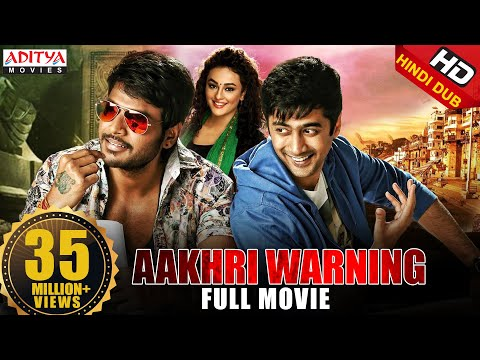 Aakhri Warning New Hindi Dubbed Full Movie | Sundeep kishan, Seerat Kapoor | VI Anand thumbnail