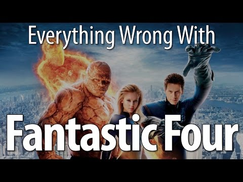 Everything Wrong With Fantastic Four In 15 Minutes Or Less Music Videos